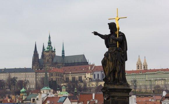 Чехия в марте 2013