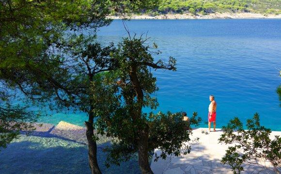 Остров Брач, Хорватия: отзыв
