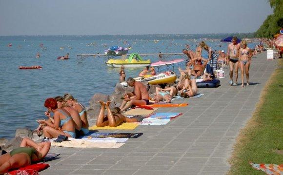 Озеро Балатон, отдых, туризм