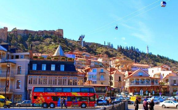 Тбилиси, Грузия: отзывы